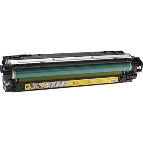 Hewlett Packard Ink 742 M hp 307a yellow laserjet toner cartridge ce742a b h photo