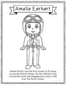 amelia earhart airplane crafts and preschool lesson plans