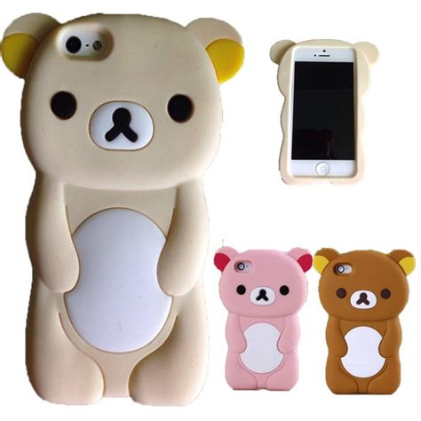 Rilakkuma Brown Iphone All Hp 25 best ideas about silicone iphone cases on