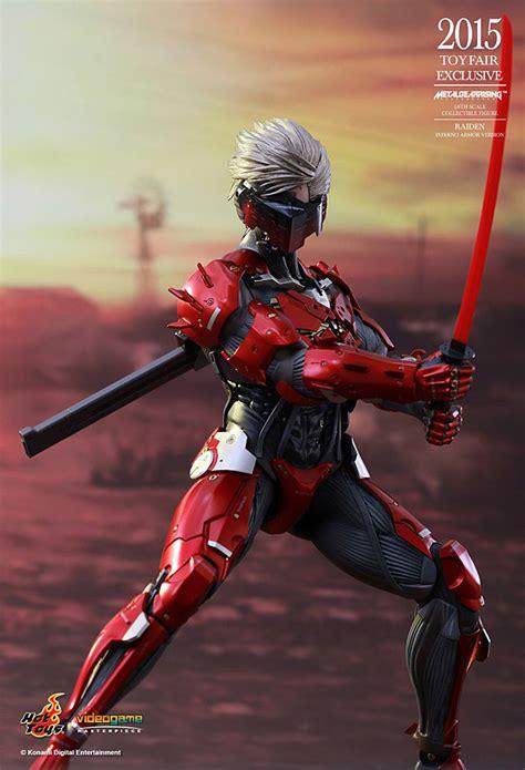 Toys Ht Metal Gear Rising Raiden Special Edition toys raiden metal gear rising revengeance