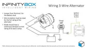 nippondenso alternator wiring diagram one wire wiring