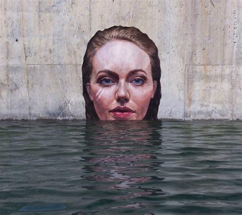artist sean yoro paints meticulous seaside murals