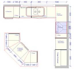 Kitchen House Plans by Kitchen With Island Floor Plan Bathroom Floor Plans And