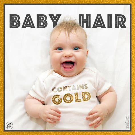 Baby Hair Type Predictor by Fact Fridays Archive Small Acorn