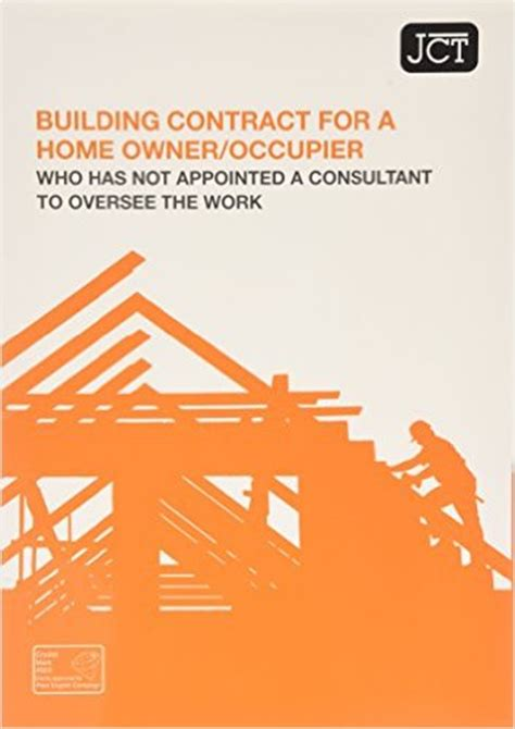 jct design and build contract payment terms construction books the uk s leading bookshop for jct