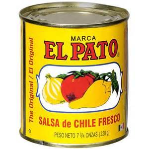 el pato salsa de chile fresco sauce 734 oz walmart