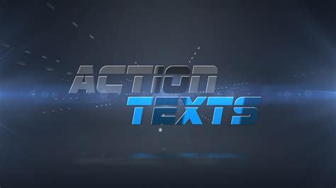 apple motion templates texts