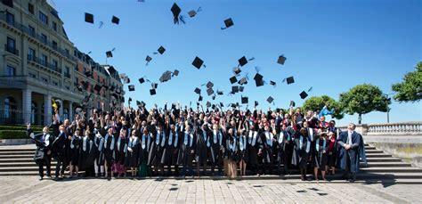 Eu Business School Munich Mba by Commencement 2015 Eu Eu Business School