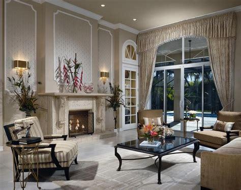 Classic Living Room Wall Living Room