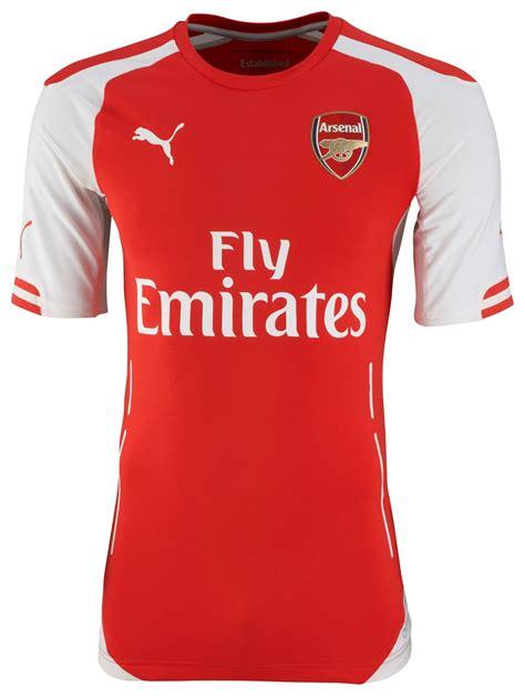 arsenal kst arsenal 14 15 2014 15 puma home away third kits
