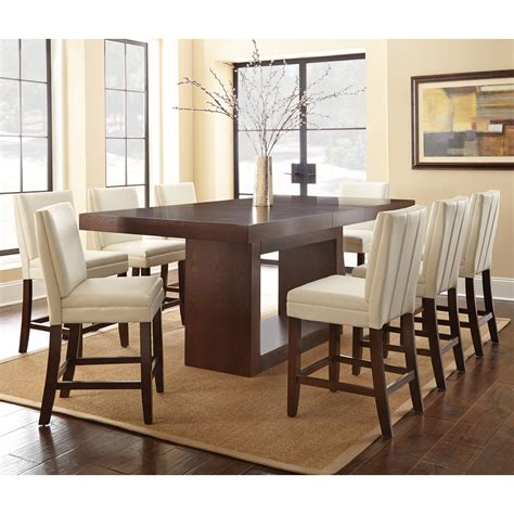 high top dining room table sets high top dining room sets thehletts