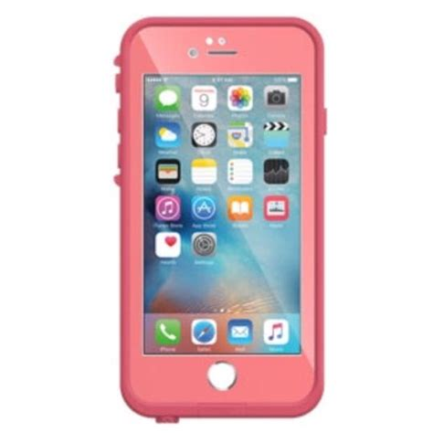 L Is Vuitton Pink Iphone 6 6s lifeproof pink iphone 6 6s tech accessory tradesy
