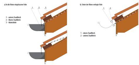 le montieren konstruktion dachverband stahlblechprofil auf