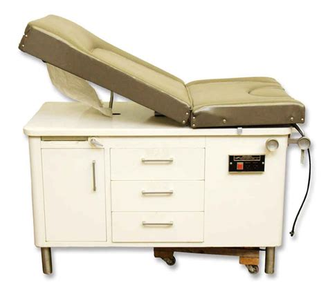 hamilton doctor s steeltone examination table olde