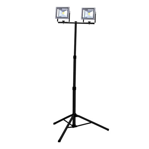 led flood light tripod ultracharge flood light led with tripod stand bright