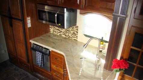 Front Living Room Fifth Wheel For Sale Used 2014 Keystone Alpine 3495fl Front Living Room Fifth Wheel