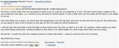 camco hot water hybrid heat 6 gal walmart com water heater reviews camco 11673 rv hot water hybrid heat