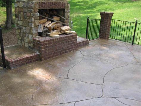 Patio Refinishing by Concrete Patio Creative Resurfacing