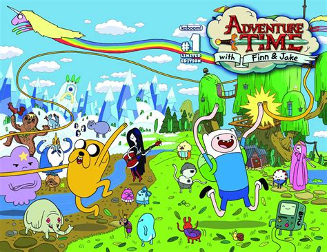 pin by ryan alba on land of ooo pinterest adventure time comic series coming from boom in february