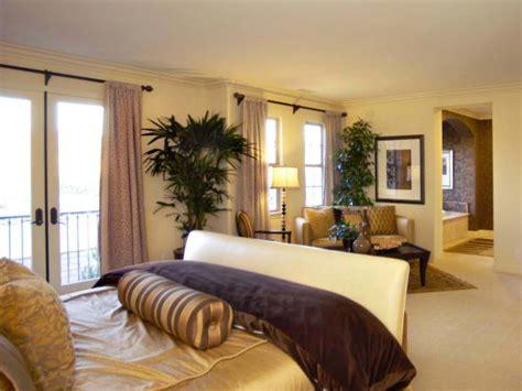 elegant purple master bedroom elegant master bedroom with gold and purple decor hgtv