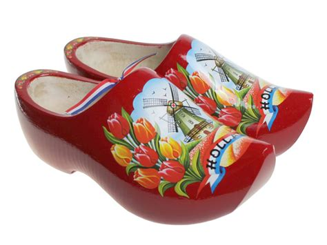 Wooden Home Decoration by Red Tulip Clogs Dutch Clogs