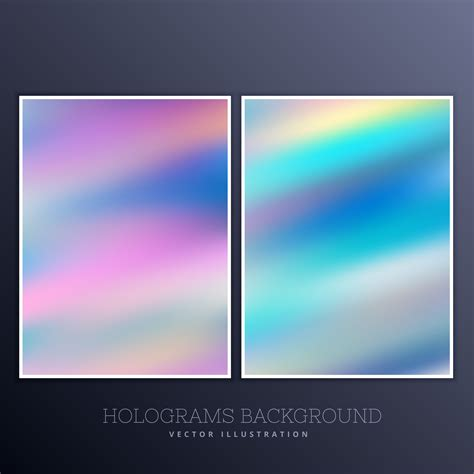 hologram colors holographic background with bright colors free