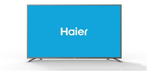 Tv Haier ces 2016 android tv et 4k 224 prix cass 233 224 l honneur chez