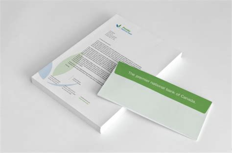 Union Bank Letterhead 9 beautiful integrated brand identities from retail banks