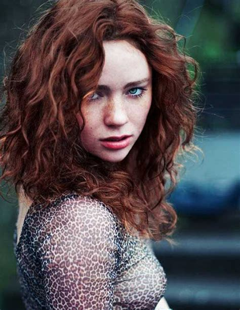 tips for hairstyle for broad headed best 25 curly red hair ideas on pinterest merida hair