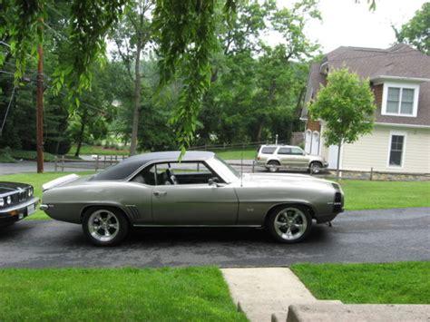 1969 chevy camaro ss black 1969 chevy camaro ss cortez silver with black vinyl top
