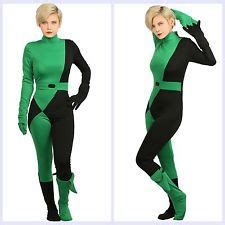 Arsy Jumpsuit 1000 images about shego on possible
