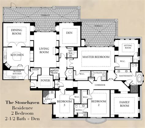 premier luxury homes in atlanta ga  Floorplans   Aberdeen