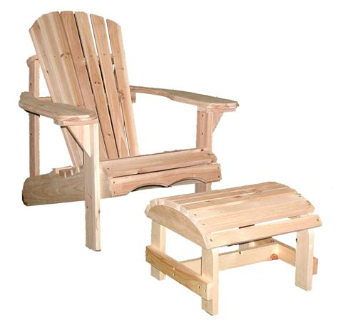 bear chair adirondack