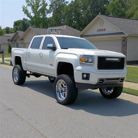 lifted gmc 1500 for sale heavily equpiied 2014 gmc 1500 all terrain lifted