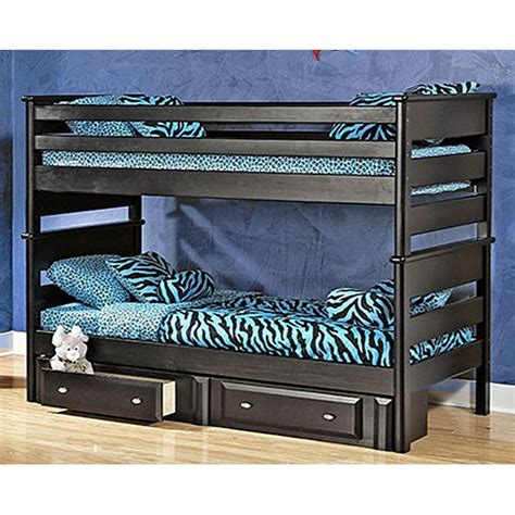 rc willey bunk beds laguna twin bunk bed