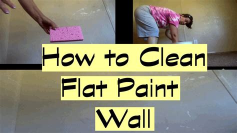 how to clean flat paint walls how to clean flat paint walls home maintenance savvy