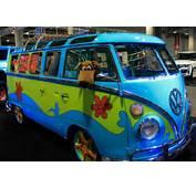 Mystery Machine VW Bus Hippy Happiness  Pinterest