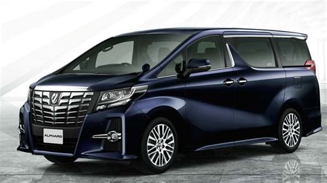 Toyota Alphard 2016 2016 toyota alphard pictures information and specs auto