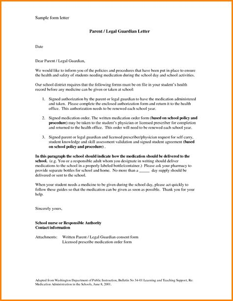 how to write a cover letter guardian 14 how to write a guardianship letter ledger paper
