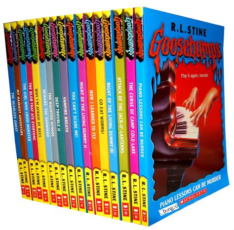 goosebumps books list with pictures once upon a twilight top ten tuesday top ten quot gateway