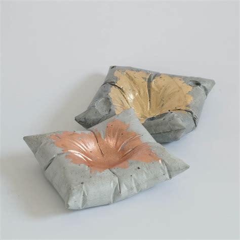 Concrete Pillow by Notation Design