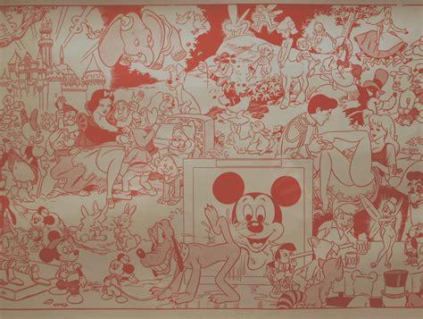 Steven Sclaroff by Vintage Quot Dirty Disney Quot Silkscreen At 1stdibs