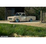 Low And Slow A Datsun 520 Pickup Players Style