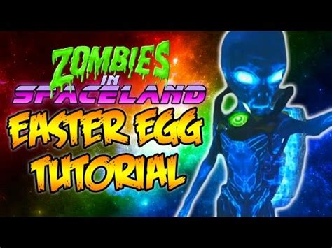 tutorial uñas zombie infinite warfare zombies full easter egg tutorial guide