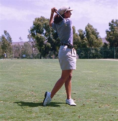 golf swing finish professional swings