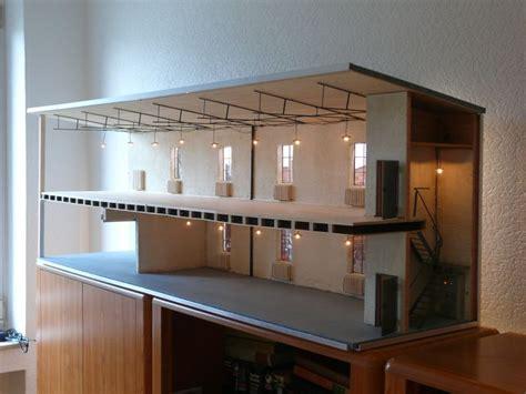 diorama werkstatt 1 18 bauprojekt diorama privates porsche museum mit museums