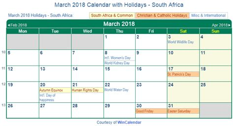 new january 2018 calendar with holidays south africa best template