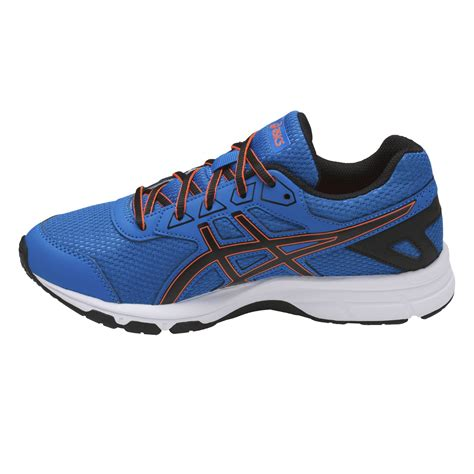 running sneaker asics gel galaxy 9 gs boys running shoes