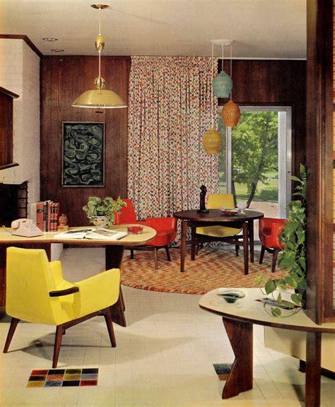 Decoração Descolada dos Anos 60 e 70   Design Innova