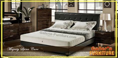 Matras Bed Comforta tempat tidur springbed matras americana harga murah bandung